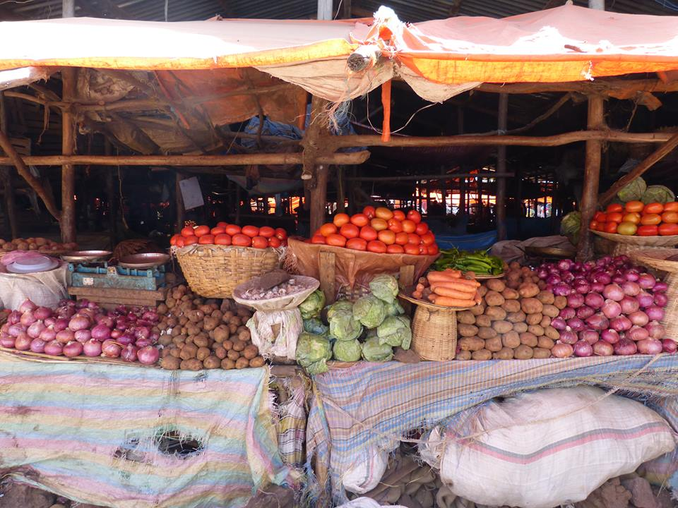 Lokaler Markt